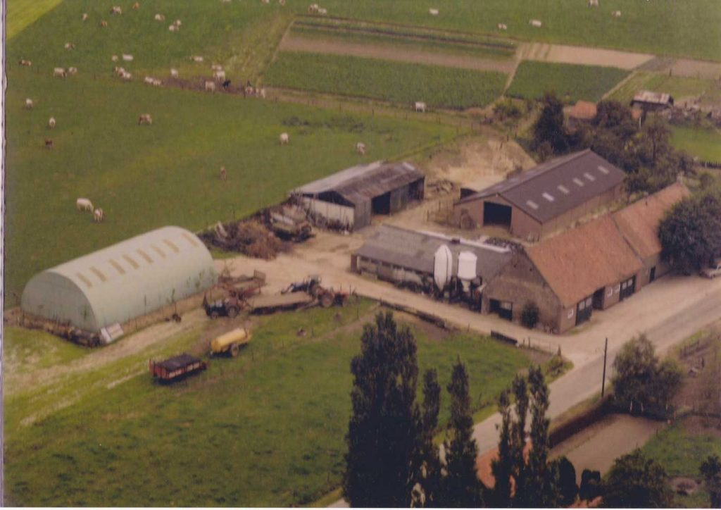 Luchtfoto ca. 1990